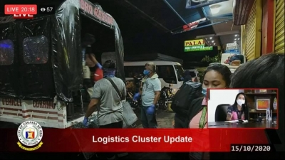 Logistics Cluster sustaining City Hall´s supply chain amid pandemic