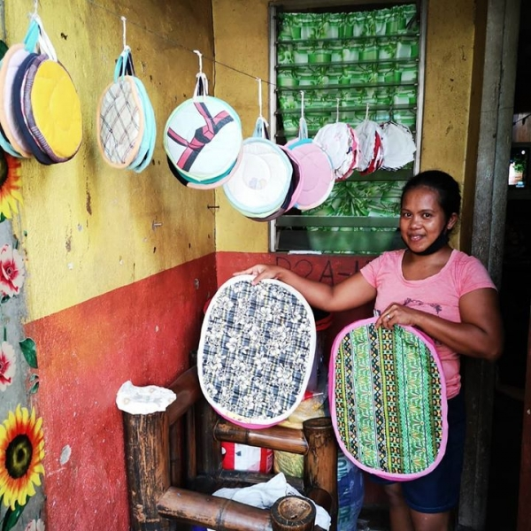 Rags to funds: A livelihood program